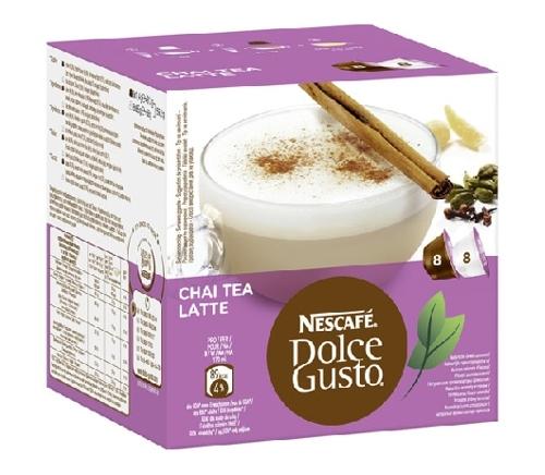 Kapsle NESCAFÉ Chai Tea Latte 16 ks k Dolce Gusto