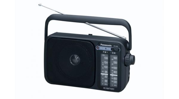 Radiopřijímač Panasonic RF-2400EG9-K