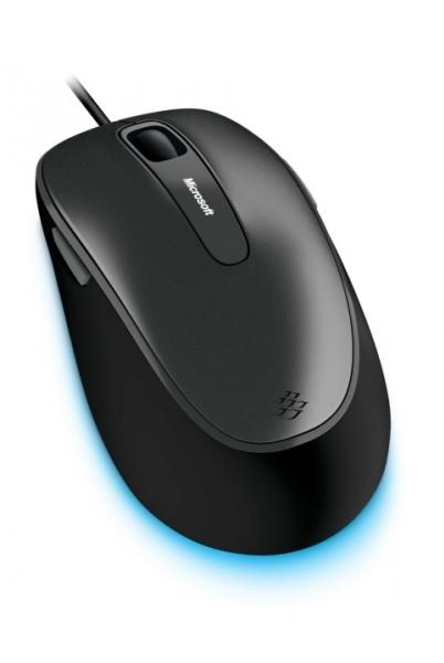 Myš Microsoft Comfort Mouse 4500 Lochnes Grey / optická / 5 tlačítek / 1000dpi - šedá