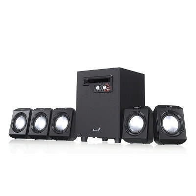 Reproduktory Genius SW-1020 5.1 - černé