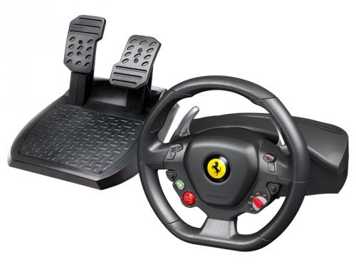Volant Thrustmaster Ferrari 458 pro PC, Xbox 360