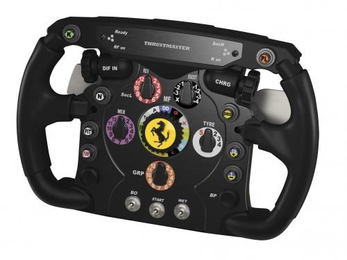 Volant Thrustmaster Ferrari F1 PC, PS3