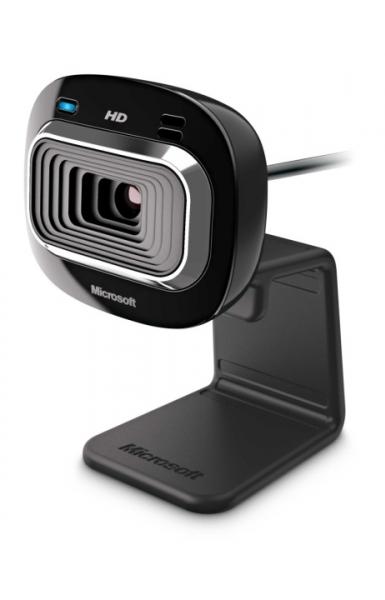 Webkamera Microsoft LifeCam HD-3000 - černá