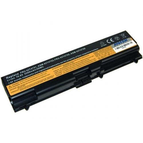 Baterie IBM/Lenovo ThinkPad T410/SL510/Edge 14' Li-ion 11,1V 5200mAh 56Wh