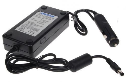 Nabíjecí autoadaptér pro notebook 90W 18V-20V