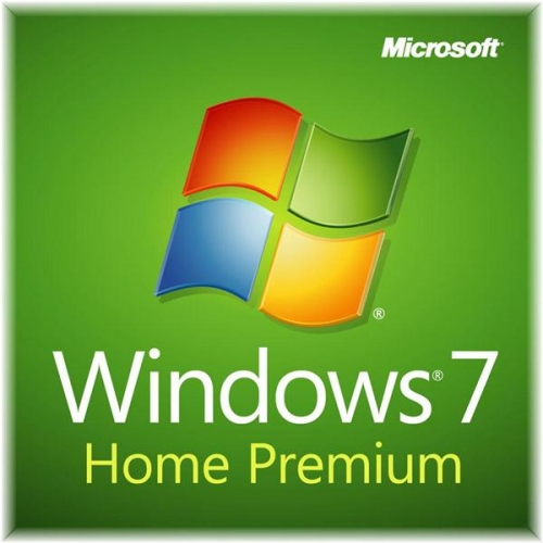 Software Microsoft Windows 7 Home Premium CZ 64bit (OEM)