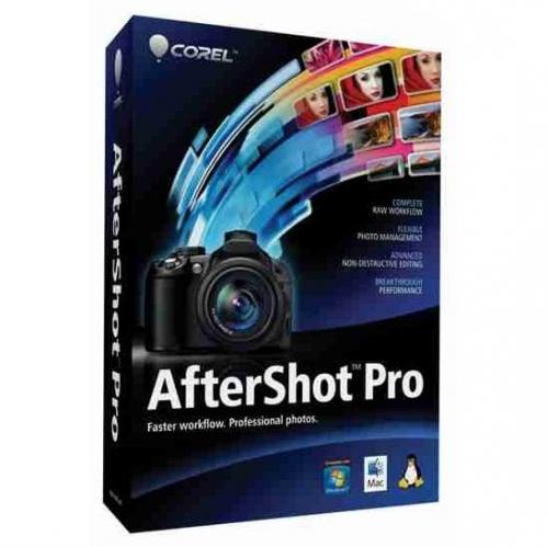 Software Corel AfterShot Pro ENG - krabicová verze