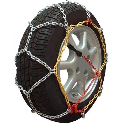 Sněhové řetězy Compass X50 3,0 mm 9 mm pro osobní vozy
