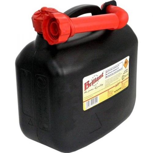 Kanystr Brillant plastový 5 l pro pohonné hmoty