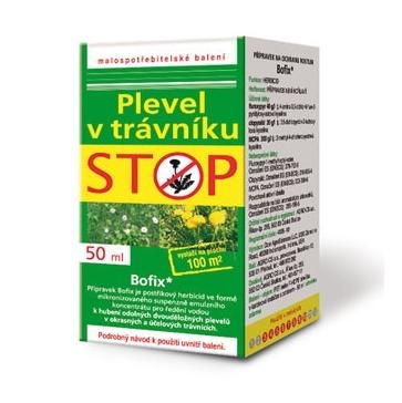 Postřik Agro Praktik Plevel stop selektivní 50 ml