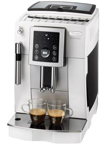 Espresso DeLonghi ECAM 23.210 W bílé