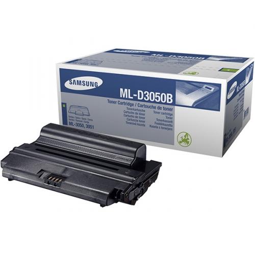 Toner Samsung ML-D3050B, 8K stran originální - černý