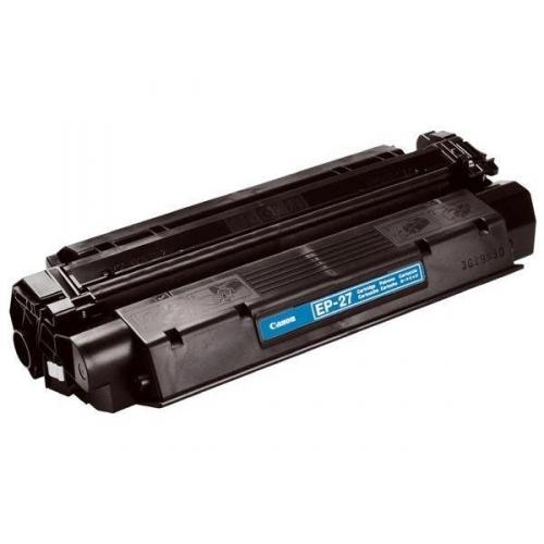 Toner Canon EP-27, 2,5K stran originální - černý