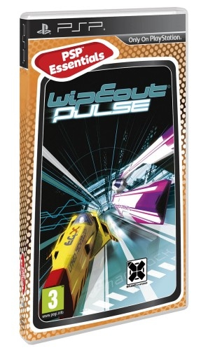 Hra Sony PSP Wipeout Pulse (Essentials)