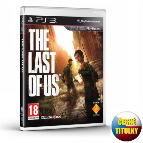 Hra Sony PlayStation 3 The Last Of Us CZ