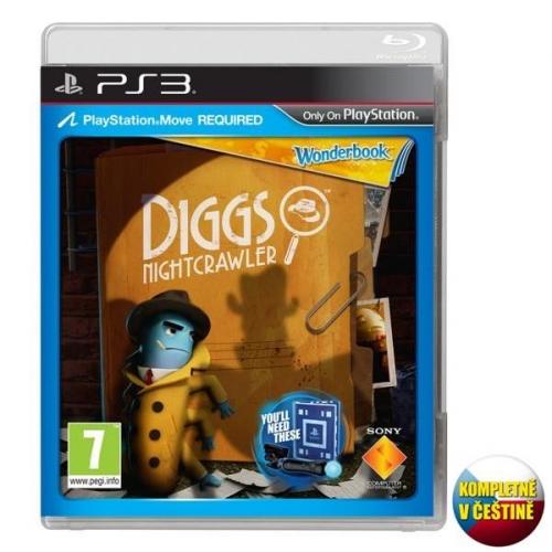 Hra Sony PlayStation 3 Diggs Nightcrawler