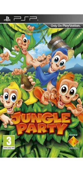 Hra Sony PSP Jungle Party (711719208921)