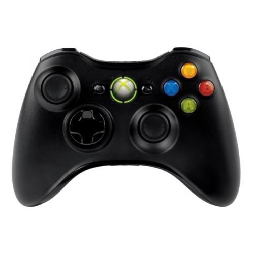 Gamepad Microsoft Xbox 360 Wireless Controller - černý