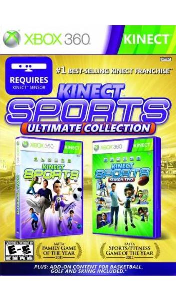 Hra Microsoft Xbox 360 Kinect Sports Ultimate (Kinect Sport 1+2)