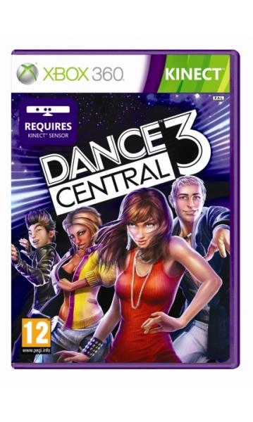 Hra Microsoft Xbox 360 Dance central 3 (Kinect ready)