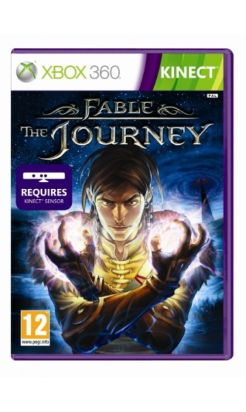 Hra Microsoft Xbox 360 Fable: The Journey (Kinect ready)