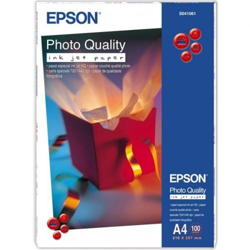 Fotopapír Epson Photo Quality A4, 104g, 100 listů