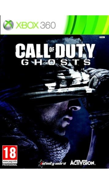 Hra Activision Xbox 360 Call of Duty Ghosts