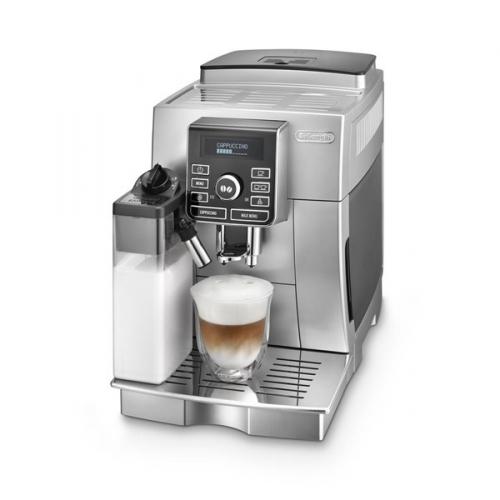 Espresso DeLonghi ECAM 25.462 S stříbrné