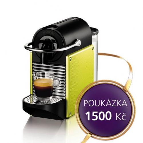 Espresso DeLonghi Nespresso EN 125 L Pixie Electric Lime