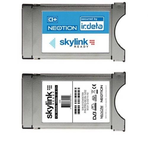 CA modul Neotin Skylink Ready Irdeto CI+