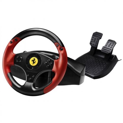Volant Thrustmaster Ferrari Red Legend pro PC, PS3