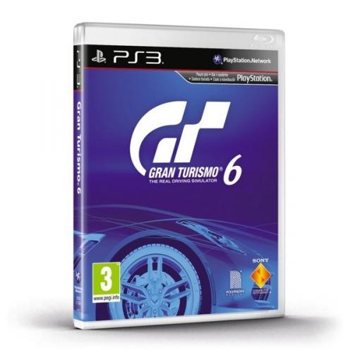 Hra Sony PlayStation 3 Gran Turismo 6 CZ