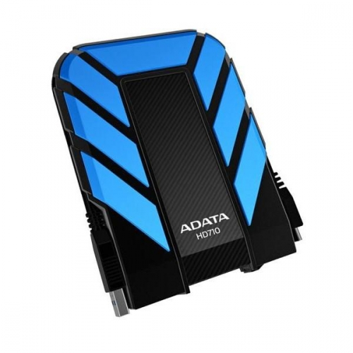 "HDD ext. 2,5"" A-Data HD710 1TB - modrý"