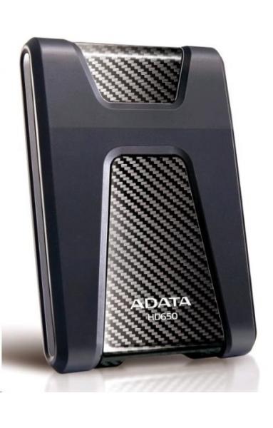 """HDD ext. 2,5"""" A-Data HD650 1TB - červený"""