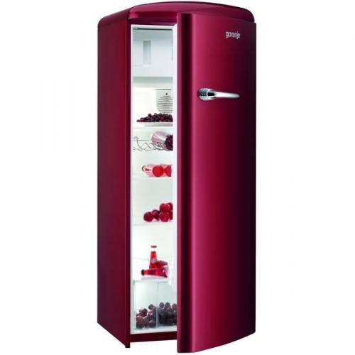 Chladnička 1dv. Gorenje RB 60299 OR červená