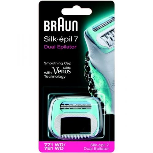 Náhradní hlavice Braun k SE7 Bloom - 771S (771WD/781WD)