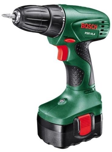Aku vrtačka Bosch PSR 14,4, 2 aku