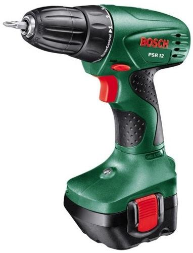 Aku vrtačka Bosch PSR 12