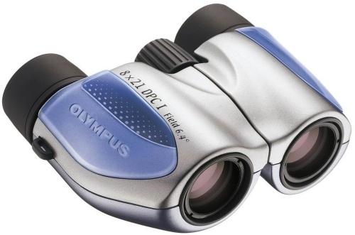 Dalekohled Olympus 8x21 DPC-I, modrý