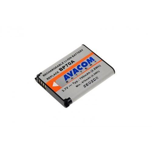 Baterie Avacom pro Samsung BP-70A Li-ion 3.7V 700mAh