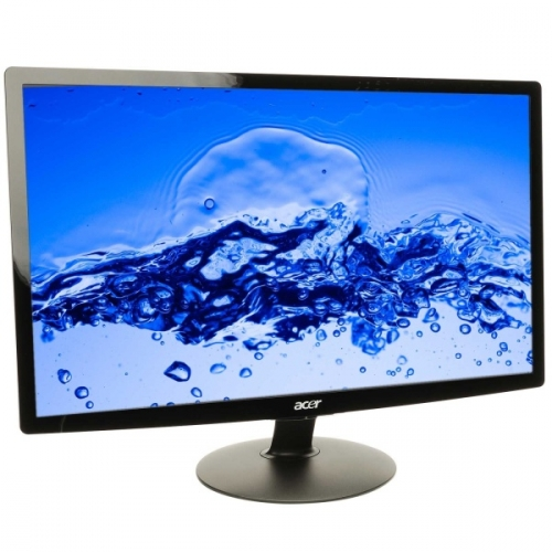"Monitor Acer S240HLbid 24"",LED, TN, 5ms, 100000000:1, 250cd/m2, 1920 x 1080,"