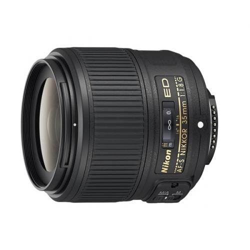 Objektiv Nikon 35mm F1.8G AF-S NIKKOR