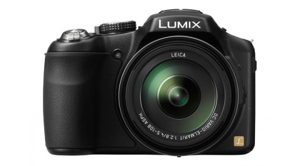 Fotoaparát Panasonic DMC-FZ200 černý