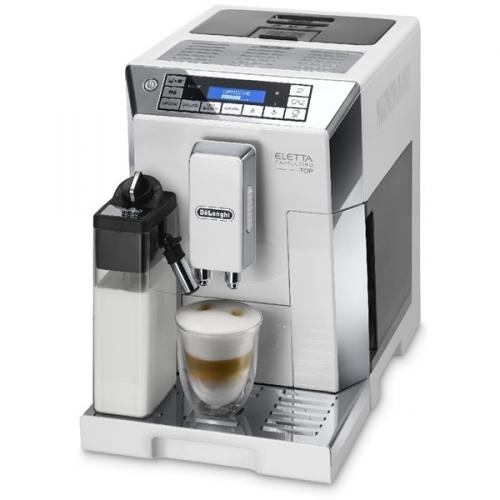 Espresso DeLonghi ECAM 45.760 W bílé