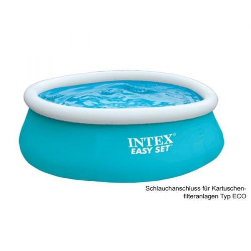 Bazén Intex Easy Set 183 x 51 cm, bez filtrace