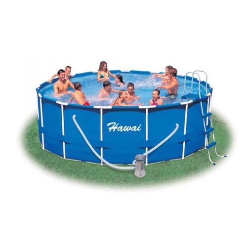 Bazén Marimex Florida 3,66 x 0,99 m komplet včetně kartušová filtrace a schůdků