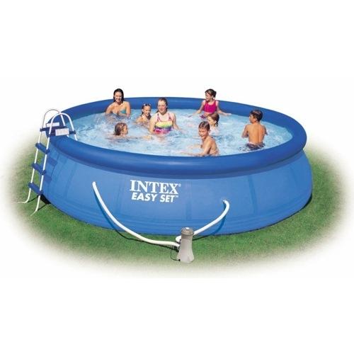 Bazén Marimex Tampa 4,57 x 1,22 m komplet včetně kartušová filtrace a příslušenství