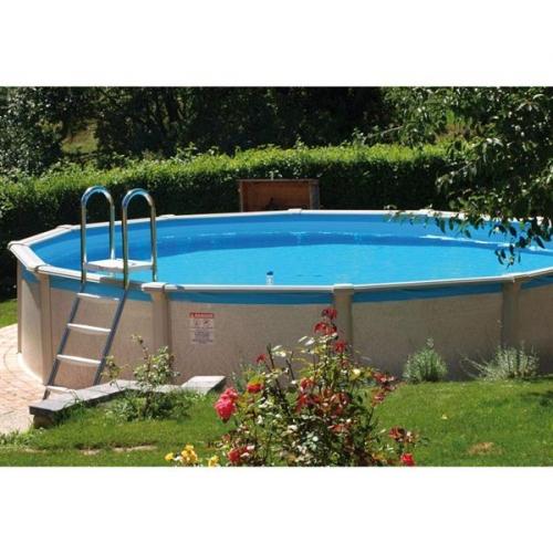 Bazén Steinbach Grande 4,57 x 1,35 m s kovovou konstrukcí + filtrace Speed Clean Classic 400