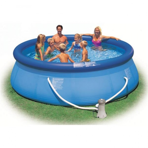 Bazén Intex Easy Set 3,05x0,76 m, kartušová filtrace ECO1.250 l/h