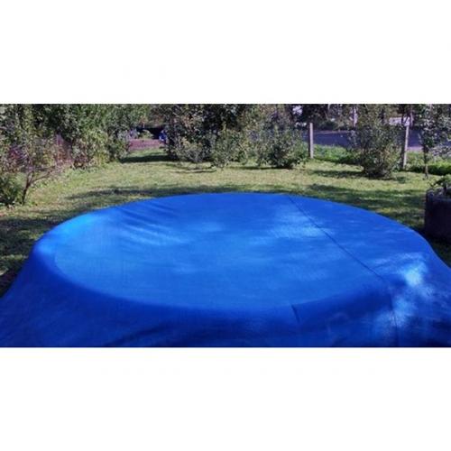 Krycí plachta Relax, ovál 9 x 5m, na nadzemní bazény (bazén 9.1x4.6m)